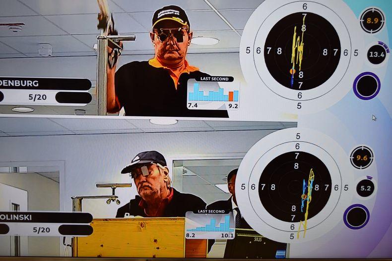 Foto: DSB / So sah es in der Übertragung mit der Integration des Scatt-Systems aus.
